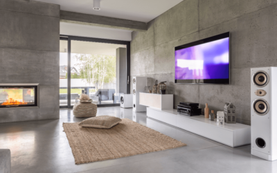 Entertain With Top Notch Home Theater Installation